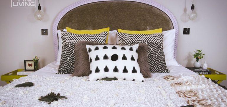 Cum sa decorezi incredibil de repede si frumos, un dormitor (video)