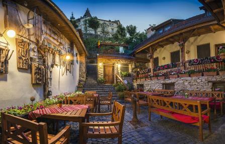 CASA SAVRI, un hotel-boutique in inima fermecatoarei Sighisoara