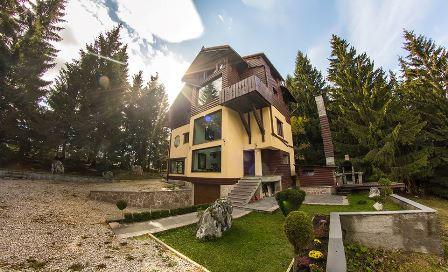 Holiday Home Mountain Retreat Fundata – Brasov