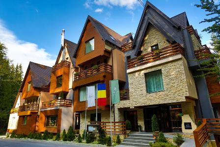 Ioana Hotels, in Sinaia