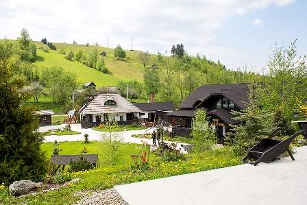 Resort Casa Poveste de langa Câmpulung Moldovenesc