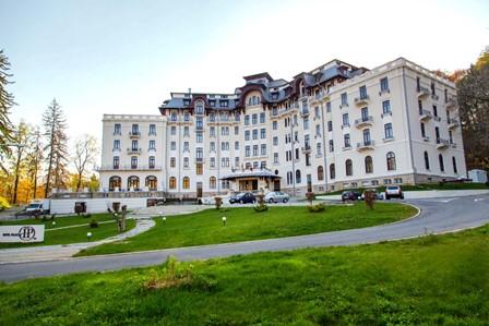 Hotel de 4 stele in Baile Govora, judetul Valcea