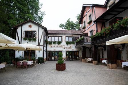 Hotel de 4 stele si restaurant gourmet, la 20 km de Timisoara