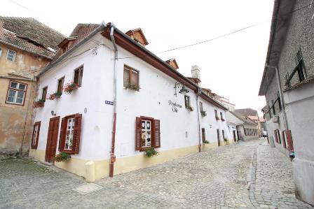Pensiune Chic in centrul Sibiului