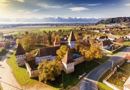 Transylvania Guesthouses – Cincsor
