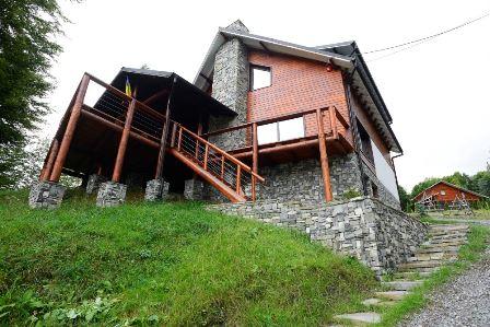 Cabana SubBai de pe Valea Doftanei