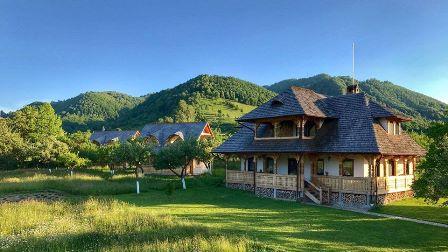 Magnolia Resort in inima Maramuresului