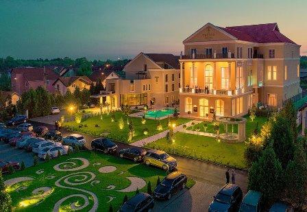 Hotel de 5 stele in Timisoara