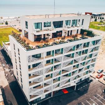 Nyota Hotel in Mamaia, pe litoralul Marii Negre