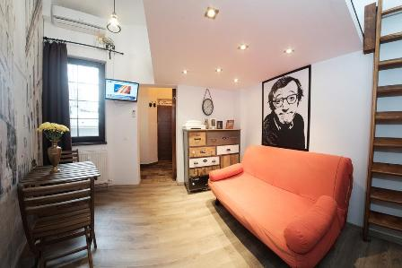 "The ""Woody Allen"" Studio – Bucuresti"