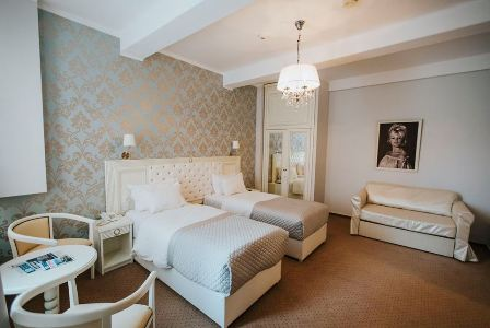 Hotel Boutique & Restaurant Cherie – Bucuresti