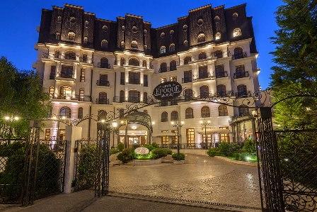Epoque Hotel – Relais & Chateaux – Bucuresti