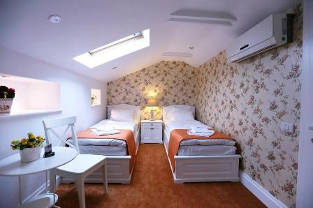 Hotel Les Jardins Carol – Bucuresti