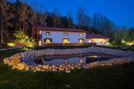 Wolkendorf Bio Hotel & Spa, in judetul Brasov