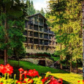 Ana Hotels Bradul din Poiana Brasov