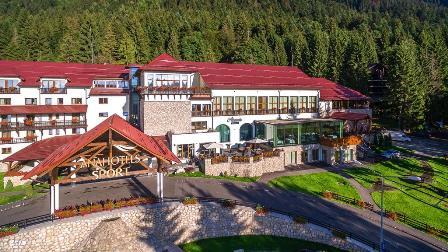 Ana Hotels Sport din Poiana Brasov