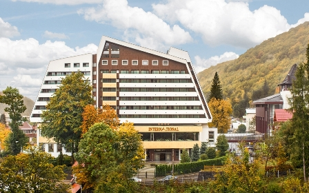 Hotel International – Sinaia