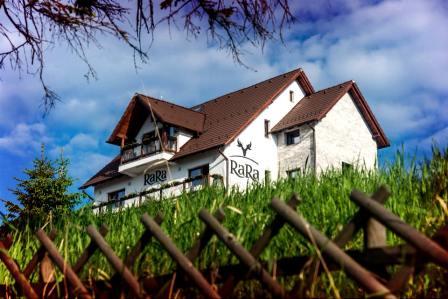 Pensiune Rara Paltinis in jud Sibiu