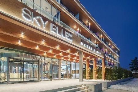 Sky Blue Hotel&Spa in judetul Prahova