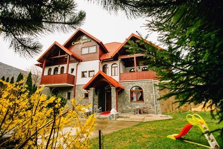 Casa Natalia in Sinaia, pe Valea Prahovei