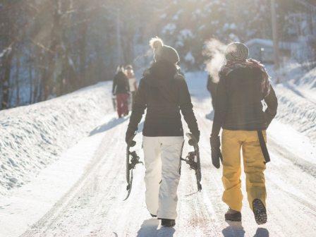 Cazare chiar langa partiile de ski din Bucovina