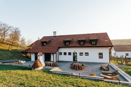 Conacul Gaál Kúria din Dalnic, Covasna
