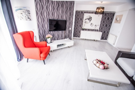 Sand Diamonds – apartament de lux in Mamaia