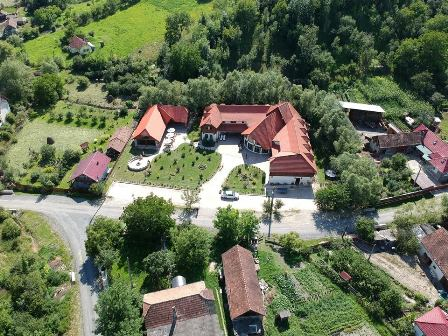 Pensiunea Meander – in Baita, Cluj