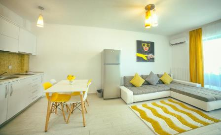 Apartament Amy SunHouse, in Mamaia