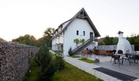 Casa Barolo din Vlaha, la 15 km de Cluj