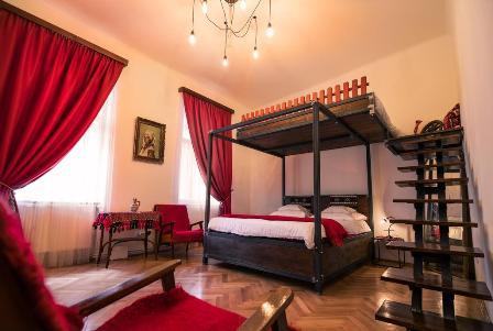 Folkloric Loft – Sibiul Vechi