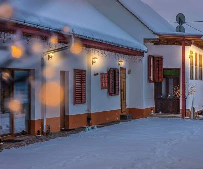 Casa Trappold din Transilvania