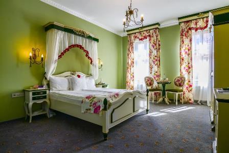 Rosen Villa din Sibiu