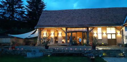 Alma Via Guesthouse in judetul Sibiu