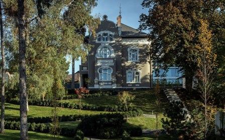 ( P ) Vila Csonka – pur si simplu fermecatoare