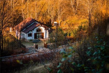 Vila MontePalazzo Văliug