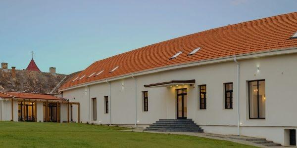 Pensiunea Salina Gymnasium